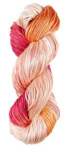 Peach Blossom Skein Image