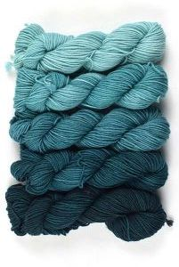 Casbah 5ply 50g Gradient